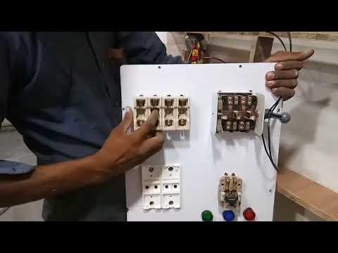 Main bord wiring