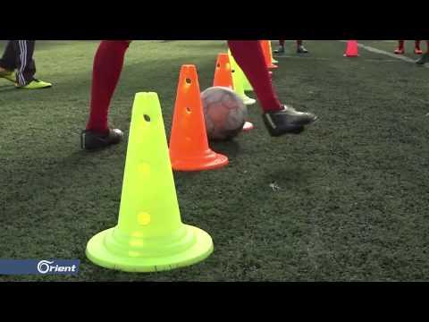 رياضيون يطلقون مشروع هدفك أملك لتدريب الشباب على كرة القدم في إدلب  - 19:55-2018 / 10 / 18