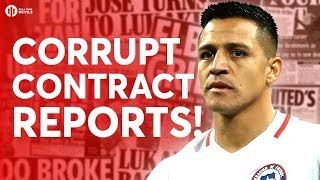 CORRUPT CONTRACT REPORTS! Manchester United Transfer News Today! #10