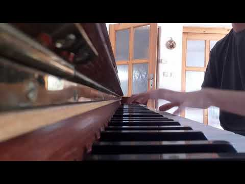 Robbie Williams - A Man For All Seasons (Johnny English) - Piano Cover
