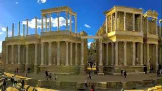 Emerging Europe Travel Destintions – Mérida Spain- Roman history Europe