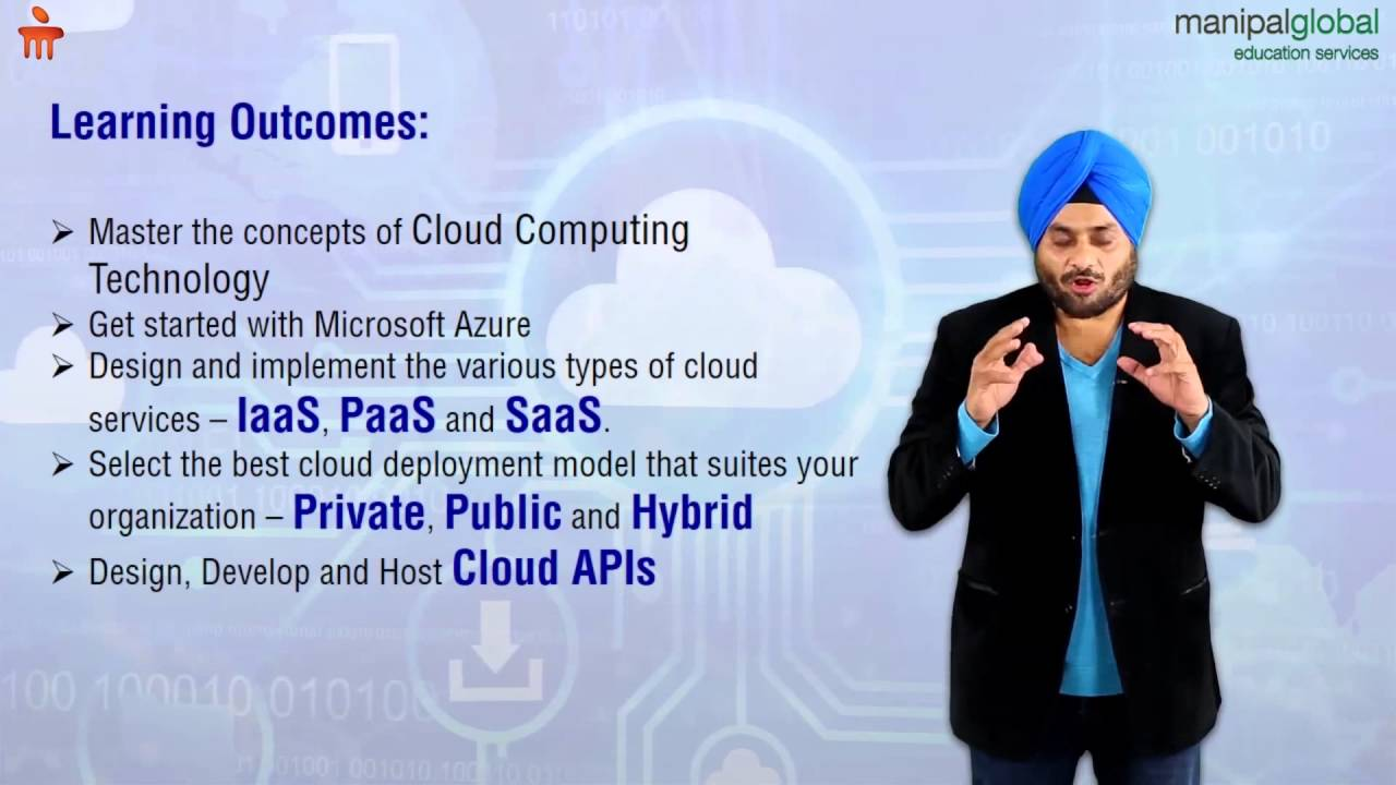 Microsoft azure cloud computing platform services - Introduction To Cloud Computing With Ms Azure Microsoft Azure Cloud Computing Youtube