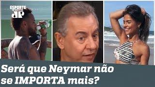 Flavio Prado POLEMIZA: será que Neymar não tacou o FO**-SE?