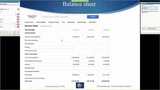 Banking Industry Part 3 Fundamental analysis of Wells Fargo & Company (WFC), Balance Sheet statement