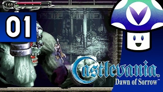 [Vinesauce] Vinny - Castlevania: Dawn of Sorrow (part 1)