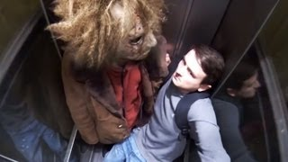 7+1 Dinge, die man im Fahrstuhl nicht tun sollte!