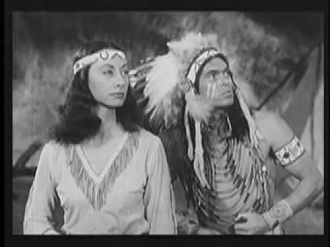 Scarlet Horseman western movie serial