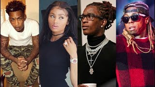 Scotty Cain ARR*STED! Young Thug BEGS JERRIKA BACK! Lil Wayne ALLEGED LOST SON SURFACES