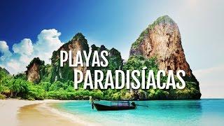 Playas Paradisíacas (Krabi) -  Viajando por... Tailandia!