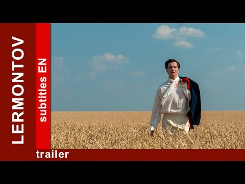 Lermontov. Trailer. Biographical Documentary Film. StarMedia. English Subtitles