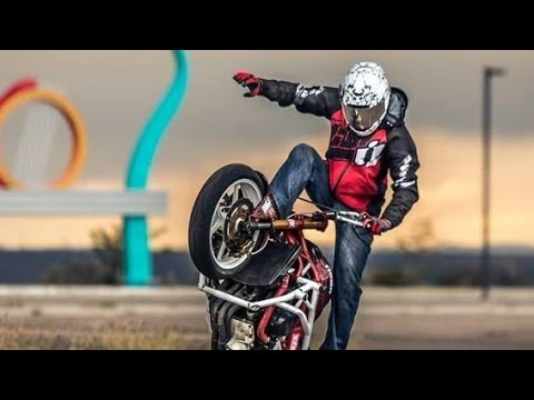 KTM Amazing bike stunt in shahjahanpur