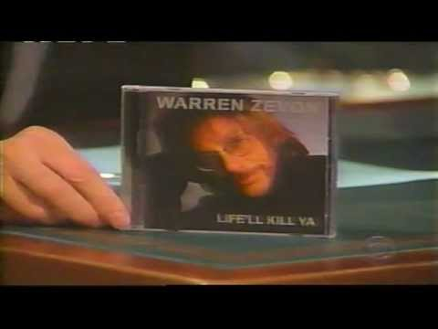 Warren Zevon interviewed by Jody Denberg on KGSR Studio, 2000.