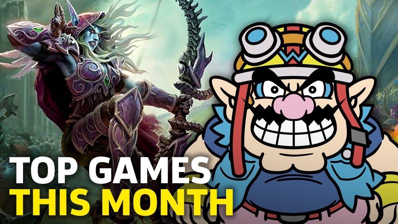 Top New Games Out This Month On Ps4 Xbox One Pc And 3ds