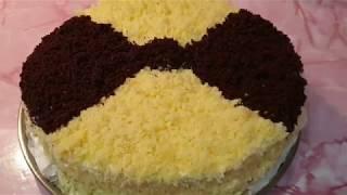 """Торт День и Ночь. Простой и оригинальный  рецепт торта день и ночь. Торт """"День и Ночь """""""