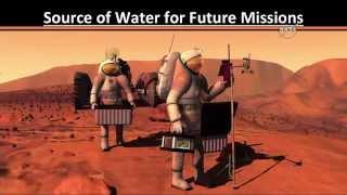 Внимание-субтитры! Новостная конференция НАСА: вода на Марсе!