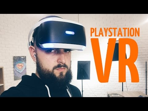 PlayStation VR - Gameplay на PS4 Pro