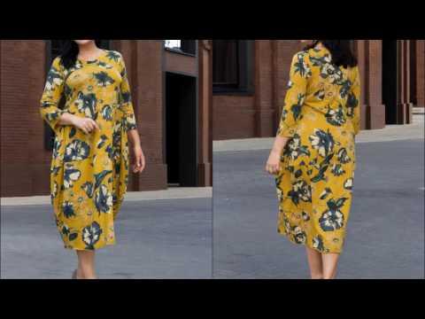 Красивые летние платья и сарафаны