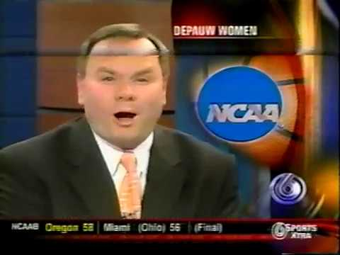 March 2007 - TV Coverage of DePauw Women's Basketball Team's Championship Run