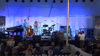 Cyrille Aimee- Tricotism- Live @ the Summer Solstice Jazz Festival