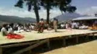 jarabe mixteco.  En Santa Lucia Monteverde Oaxaca