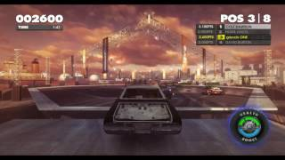 DiRT Showdown Yoko Hama Map PC Gameplay #4