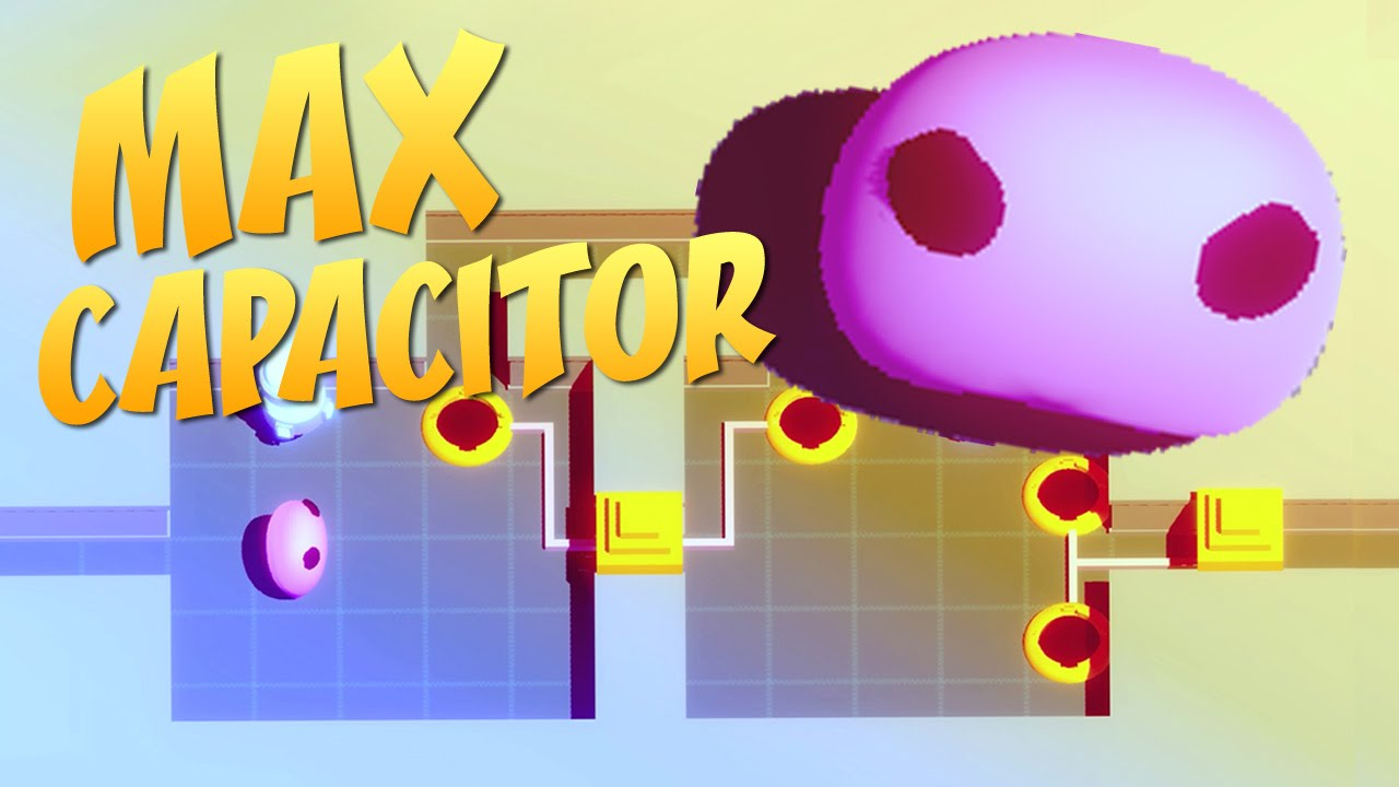 i love this puzzle game so good max capacitor gameplay free