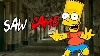 BART SIMPSON PRECISA DE AJUDA! (BART SAW GAME 3)
