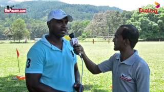 Dharmaraja College Kandy Coach Radhika Hettiarachchi - Schools Rugby 2015