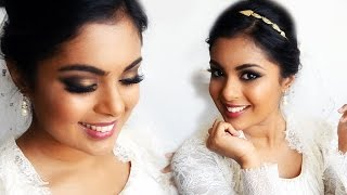 Glowing Bride Bridal Makeup - Full face Foundation, Correcting, Concealer, Highlight, Wedding makeup