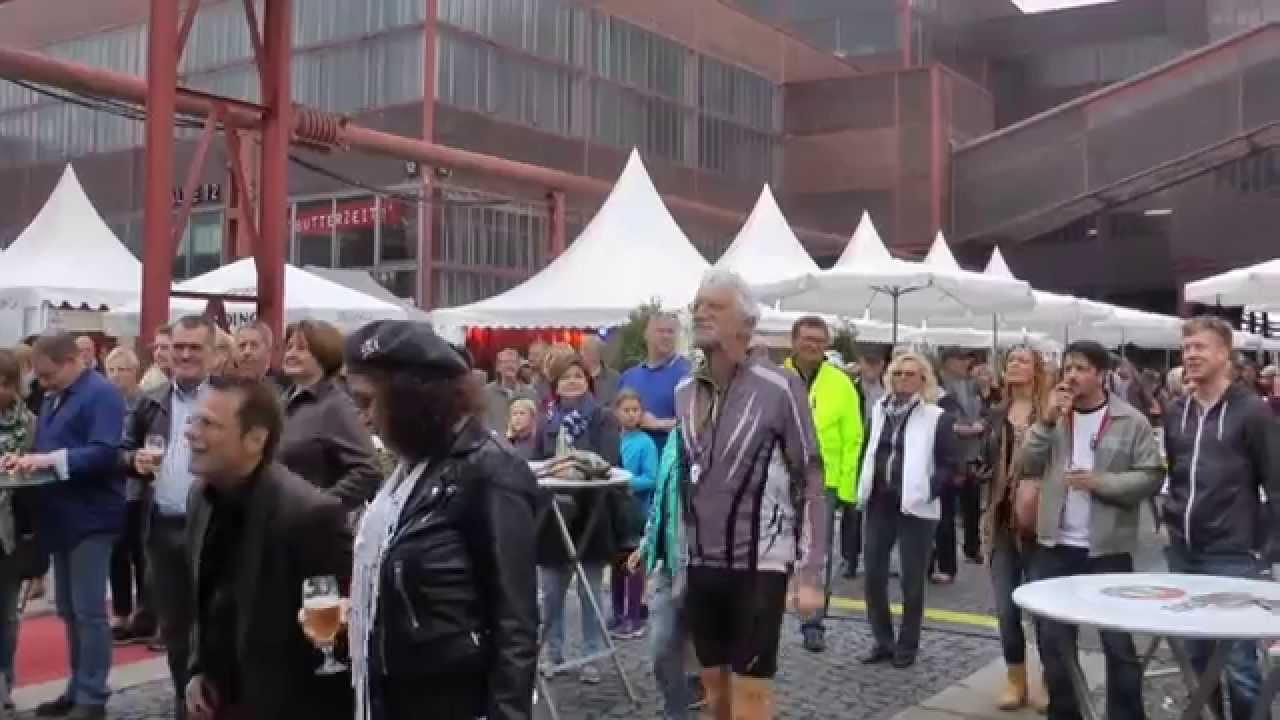Gourmetmaile Zeche Zollverein 24.8.2014!