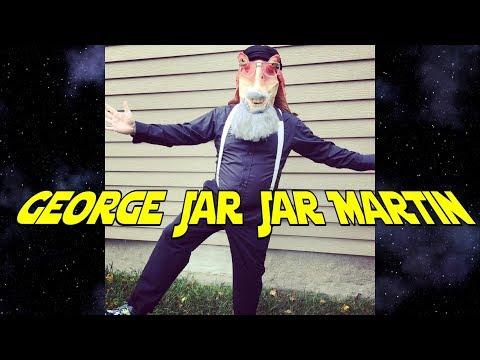 George Jar Jar Martin Costume
