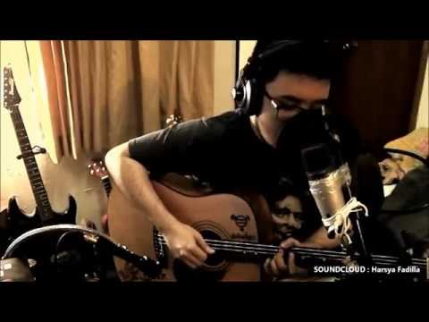 TULUS - Teman Hidup (acoustic jazzy cover | w/Chords and Lyrics)