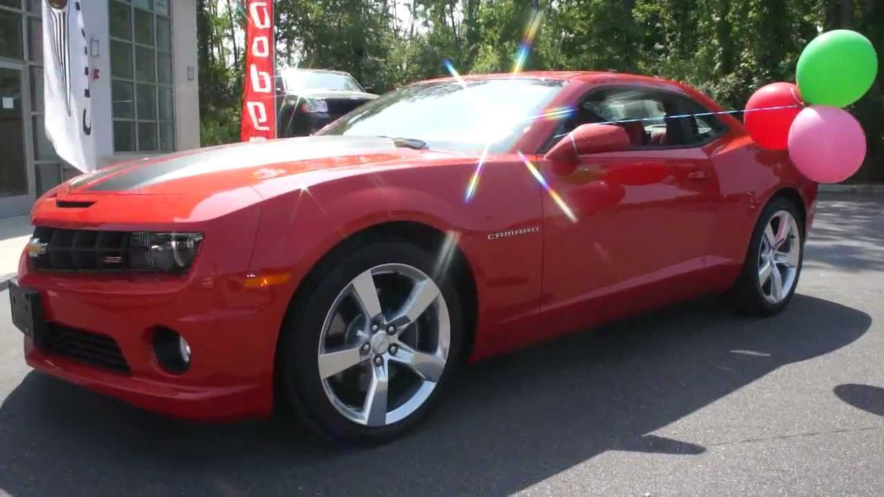2010 chevy camaro rs ss for sale orange orange only 2000 miles youtube. Black Bedroom Furniture Sets. Home Design Ideas