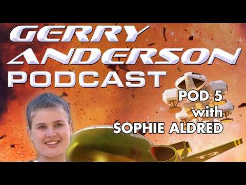 Pod 5: Doctor Who's Sophie Aldred Ace, listener emails, more Joe 90, and a way to give back