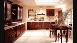 Дизайн кухни фото, итальянская мебель.