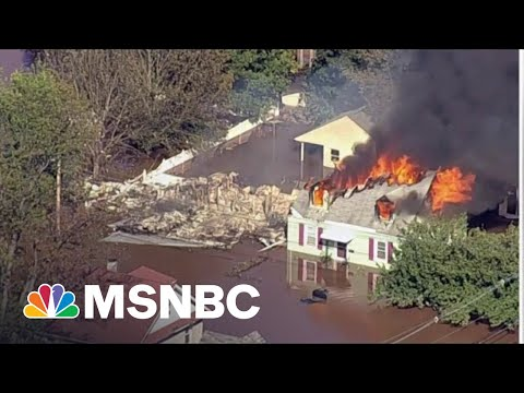'Complete And Utter Destruction' In N.J. Following Historic Flooding