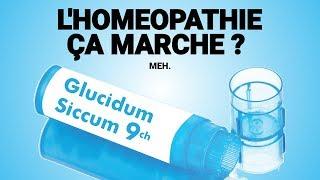 HOMEOPATHIE : LES MAUX EN PÂTISSENT ? (CC#4)