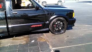 GMC Syclone 454 LSX Supercharged with Nitrous
