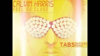 Calvin Harris - Feel So Close (Original Mix) [HD]