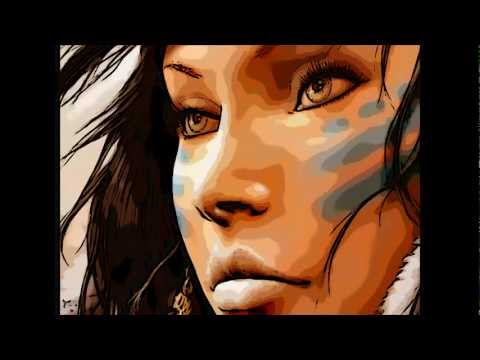 Native american shamanic music mix to meditate and relax - by Morpheus Travel Video