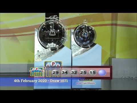 Super Lotto Draw 1071 02042020