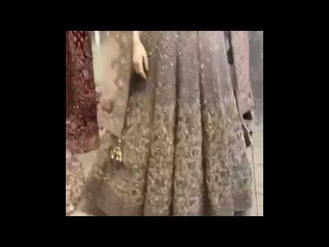 Ravishing Bridal Heavy Embroidered Lehenga Choli Wedding Lengha