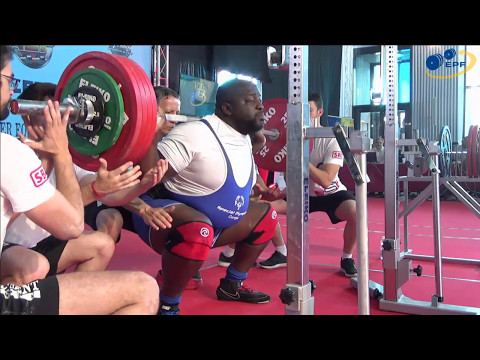 Special Olympics, 59 to 120+ kg - European Equipped Powerlifting Championships 2017