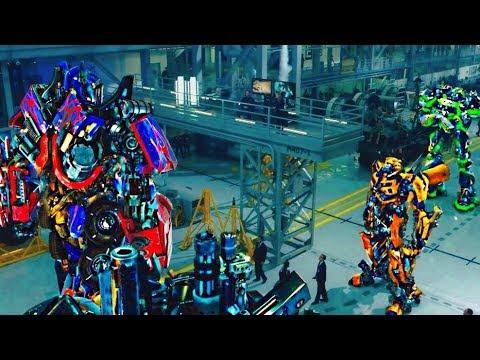 Transformers : Dark of the Moon N.E.S.T Base (1080pHD VO)
