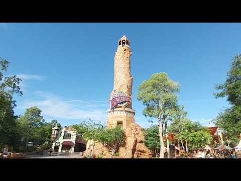 LIVE: Islands Of Adventure (Orlando - FL) Junho 2017