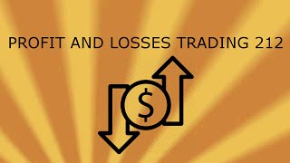 PROFIT AND LOSSES - Trading 212 Forex Trading #3