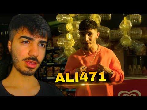 ABGELIEFERT 🔥 ALI471 – Hadi Gel – Reaction