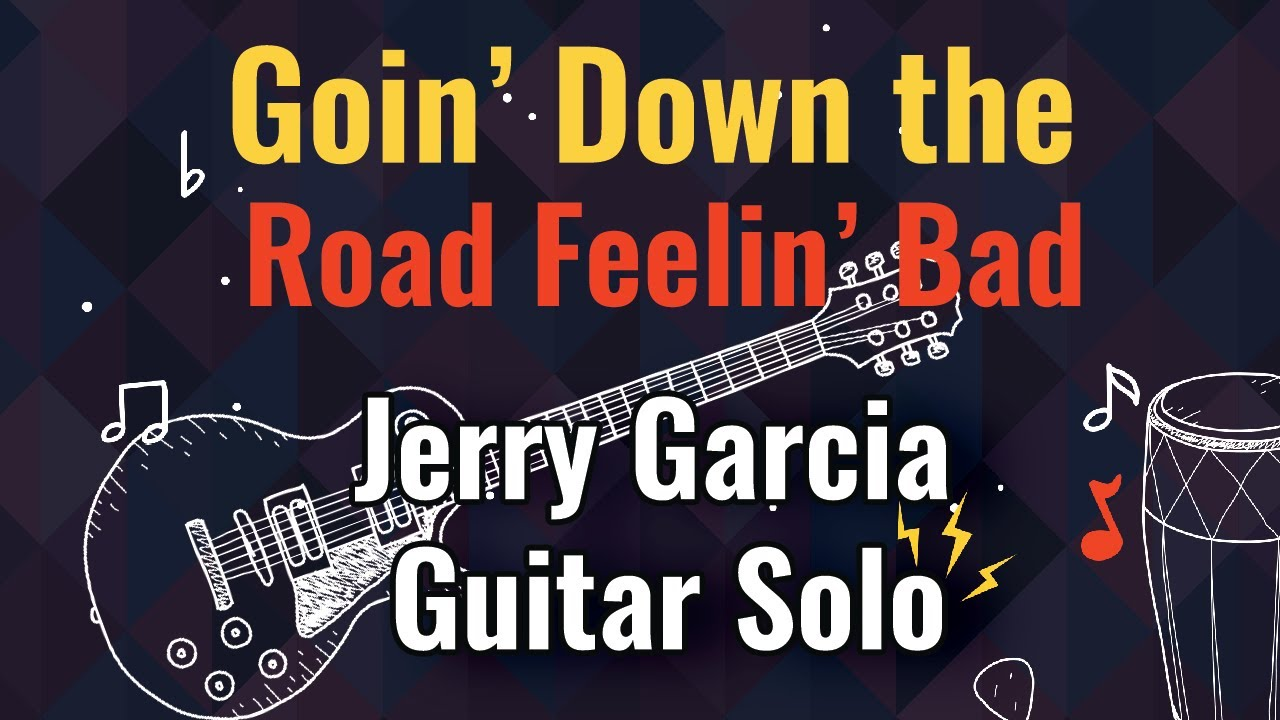 GDTRFB - Jerry Garcia Guitar Solo (DEMO)