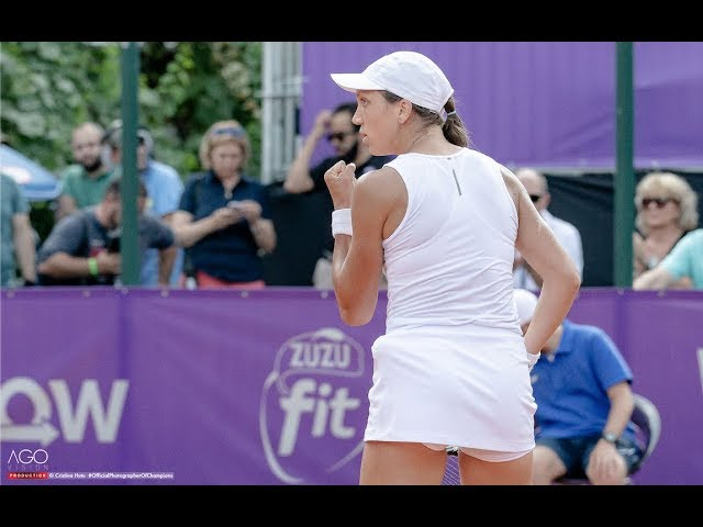 Patricia Maria Tig   2019 Bucharest Open Semifinal   Shot of the Day