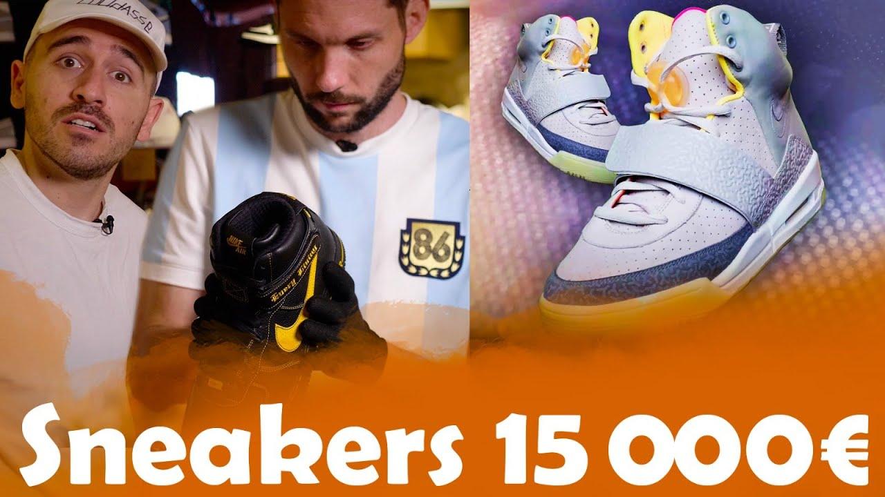 Download Sneakers à 12€ VS 15 000€ avec Anthony Lastella chez Kikikickz !